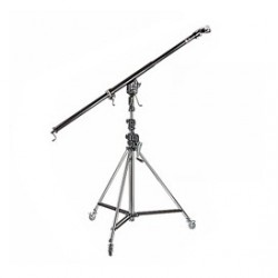 MANFROTTO JIRAFA MEGA BOOM 425B WIND-UP 087WN 3 T. C/RUEDAS