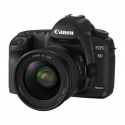 CANON EOS 5D MARK II 21 MP