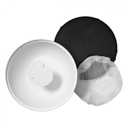 PROFOTO SOFTLIGHT BLANCO KIT / REJILLA TELA